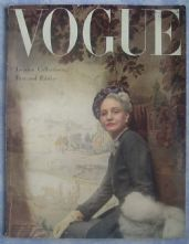 Vogue Magazine - 1948 - September